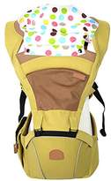 ThreeH Infant Carrier Backpack Ergonomic Detachable Hip Seat Back Support BC04