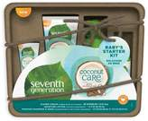 Seventh Generation Seventh GenerationTM Coconut CareTM Baby's Starter Kit