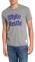 Original Retro Brand Men's White Castle Graphic T-Shirt