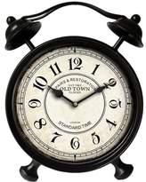 Wildon Home Haddam Vintage Table Clock