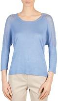 Gerard Darel Perle Open-Knit Sweater