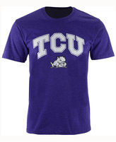 Colosseum Men's Texas Christian Horned Frogs Gradient Arch T-Shirt