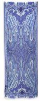 Etro Printed Modal & Linen Scarf