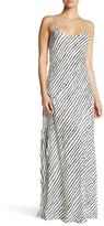 Vix Zebra Carina Maxi Dress