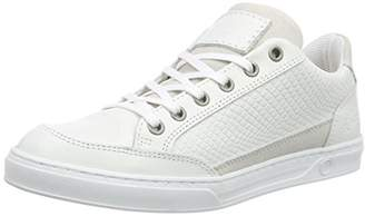 Bullboxer Women's 354M25932A Low-Top Sneakers White Size: 4