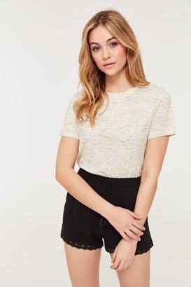 Ardene Crochet Tassel Shorts