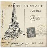Trademark Fine Art Postcard Sketches III Artwork by Anne Tavoletti, 14 by 14-Inch