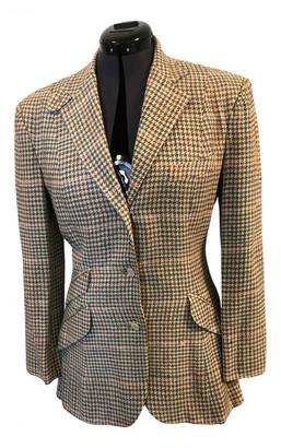 Ralph Lauren Green Silk Jackets