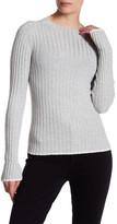 Topshop Trimmed Rib Knit Pullover