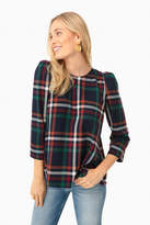 Tuckernuck New England Plaid Bedford Blouse