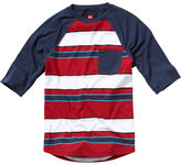 Quiksilver Boys 2-7 Knox 3/4 Sleeve T-Shirt