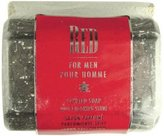 Giorgio Beverly Hills Red for Men by 5.0 oz Scented Soap with Grooming Stone