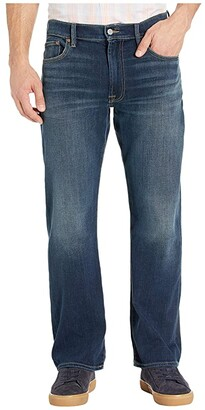 Lucky Brand 181 Relaxed Straight Jeans in Balsam (Balsam) Men's Jeans