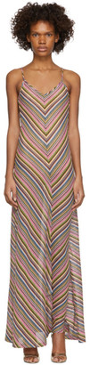 Y/Project Multicolor Stripe Pant Dress