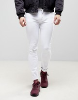 Loyalty & Faith Loyalty And Faith Beattie Skinny Jean In White