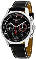 Longines Heritage L47544524 Men's Stainless Steel Automatic Chronograph Watch