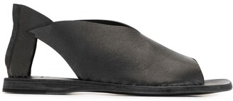 Officine Creative Itaca cut-out leather sandals