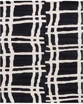 Kate Spade Broken Plaid Gramercy Area Rug, 2' x 3'