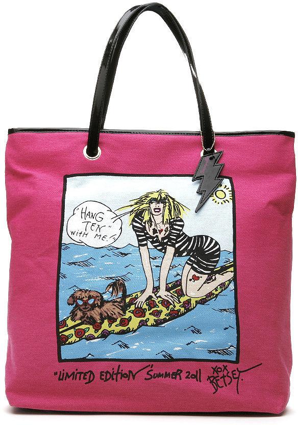 Betseyville by Betsey Johnson Handbags BETSEYVILLE, Pink 1 ea