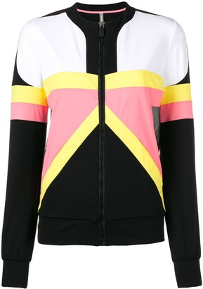 NO KA 'OI Contrast Panel Performance Jacket