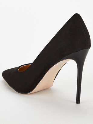 Very Chick High Heel Point Court Shoe