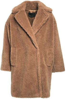 Marina Rinaldi Wool Blend Teddy Coat