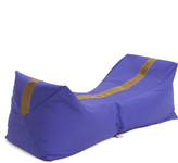 Holistic Silk Lavender Neck Roll - Lavender