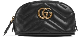 Gucci GG Marmont key pouch