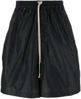 Rick Owens drawstring shorts - men - Silk - 46