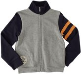 Burt's Bees Baby French Jacket (Toddler/Kid) - Heather Grey-3T
