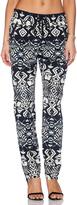 Gypsy 05 Silk Drawstring Trouser