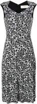 Goat Fontana pebble print dress