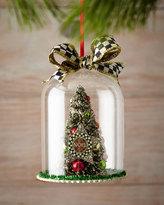 Mackenzie Childs MacKenzie-Childs Yuletide Manor Cloche Christmas Ornament