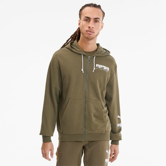 Puma Rebel Bold Men's Full Zip Hoodie