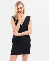 Miss Selfridge Pocket Pinny Dress