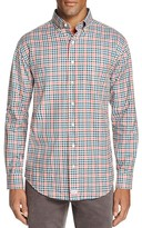 Vineyard Vines Gooseberry Gingham Classic Fit Button Down Shirt
