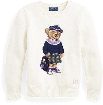 Ralph Lauren Preppy Bear Jumper