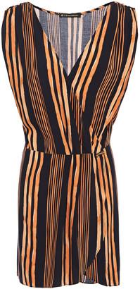 Vix Paula Hermanny Isabela Gisele Striped Voile Coverup