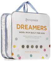 MiniJumbuk Mini Jumbuk Dreamers Kids Wool Quilt - Double