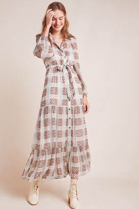 Anthropologie Elisabeth Shirtdress