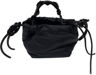 Dries Van Noten Black Polyester Handbags