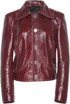 Giambattista Valli Leather Jacket