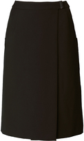 French Connection Mid-length skirts - 73eau sundae suiting - Black