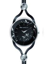 Ted Lapidus A0525RNIN - Women's Watch, Leather, Black Color