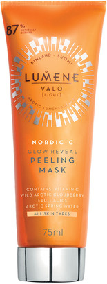 Lumene Nordic C [Valo] Glow Reveal Peeling Mask 75Ml
