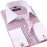 4ddd7fd44ff Mens Formal Shirt Stripe - ShopStyle Canada