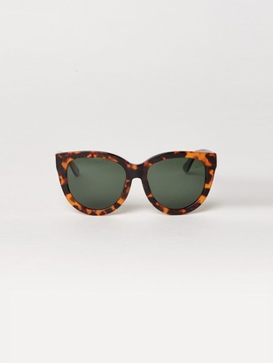 J.Mclaughlin Chiara Polarized Sunglasses in Tortoise