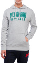 Billionaire Boys Club Stack Logo Hooded Knit Pullover