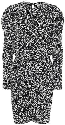 Etoile Isabel Marant Selwyn printed dress