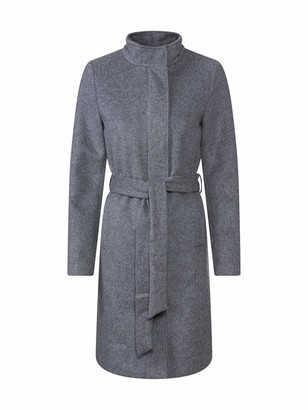 Selected Women's Slfmea Wool Coat B Noos